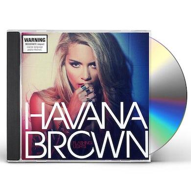 Havana Brown FLASHING LIGHTS CD