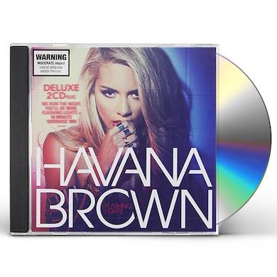 Havana Brown FLASHING LIGHTS (DELUXE EDITION) CD