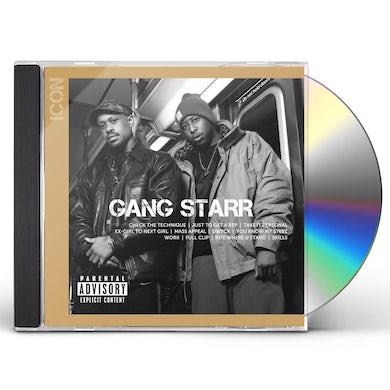 Gang Starr ICON CD