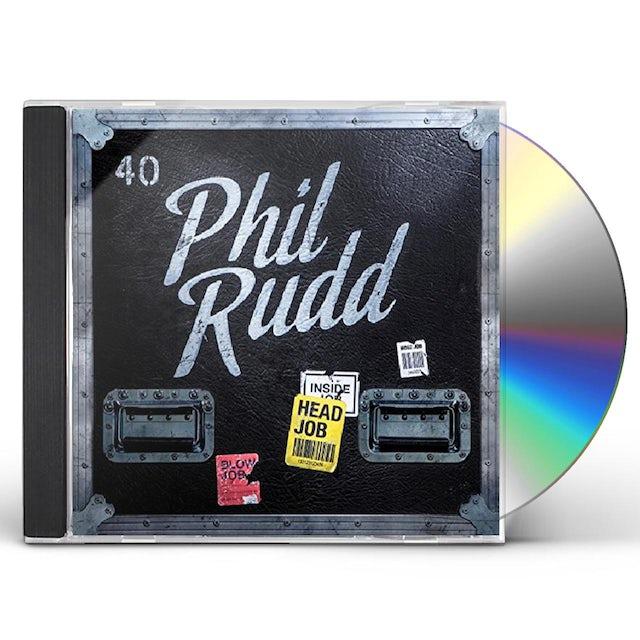 Phil Rudd HEAD JOB CD