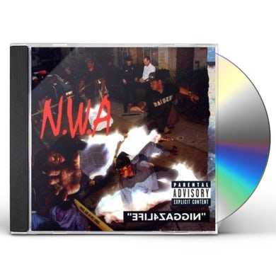 N.W.A. EFIL4ZAGGIN CD