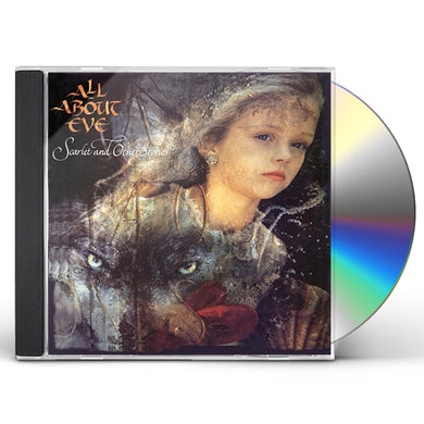 All About Eve SCARLETS & OTHER STORIES CD