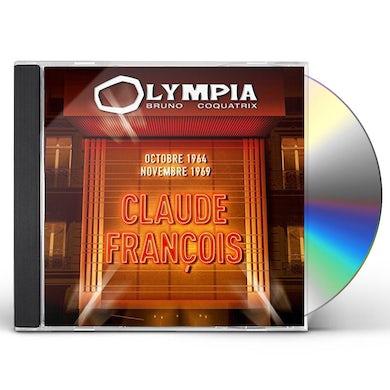 Claude François OLYMPIA 2CD / 1964 & 1969 CD