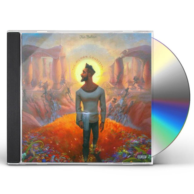 Jon Bellion HUMAN CONDITION CD
