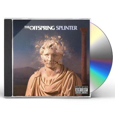 The Offspring SPLINTER CD