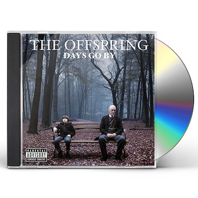 The Offspring DAYS GO BY CD