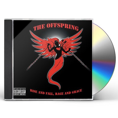 The Offspring RISE & FALL RAGE & GRACE CD