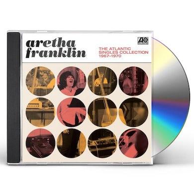 Aretha Franklin   ATLANTIC SINGLES COLLECTION 1967-1970 CD