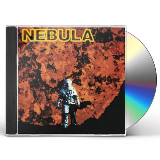 Nebula LET IT BURN CD
