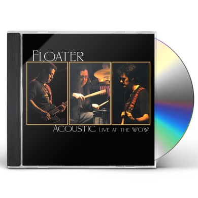 Floater ACOUSTIC LIVE AT THE WOW CD