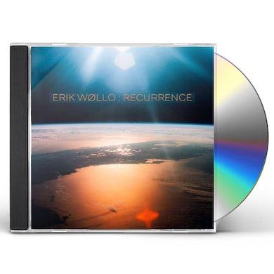 Erik Wollo RECURRENCE CD