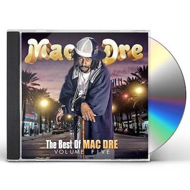 BEST OF MAC DRE 5 CD
