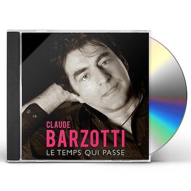 Claude barzotti TEMPS QUI PASSE CD