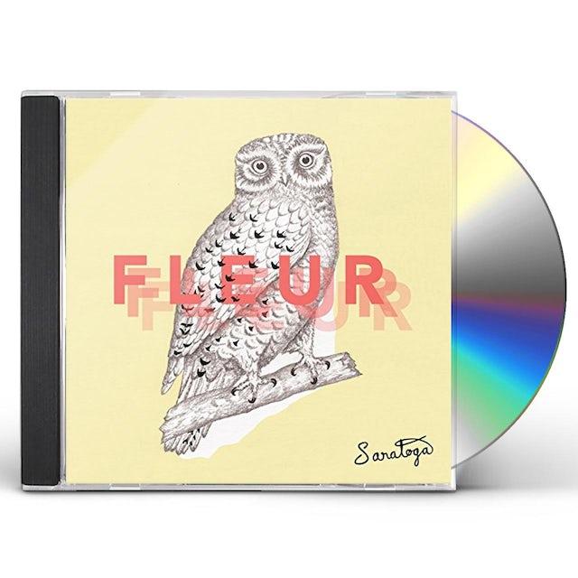 Fleur SARATOGA CD