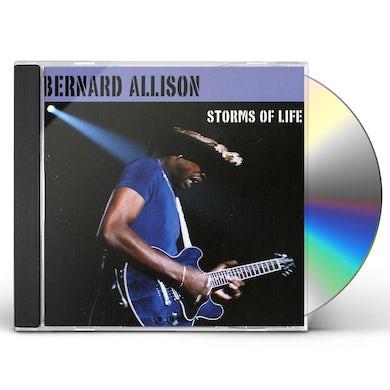 Bernard Allison STORM OF LIFE CD