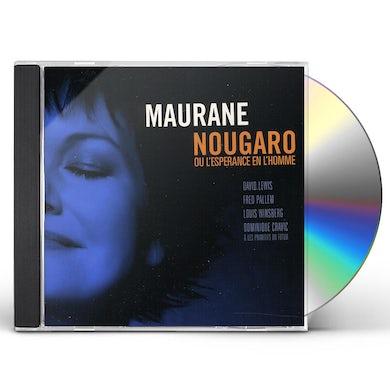 Maurane NOUGARO OU L'ESPERANCE CD