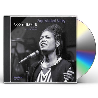 Abbey Lincoln SOPHISTICATED ABBEY CD