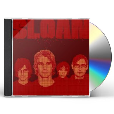Sloan PARALLEL PLAY CD