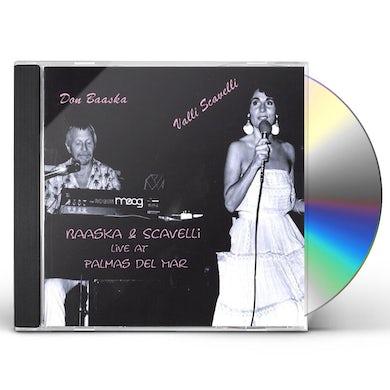 LIVE AT PALMAS CD