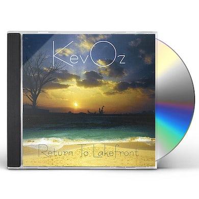 KevOz RETURN TO LAKEFRONT CD