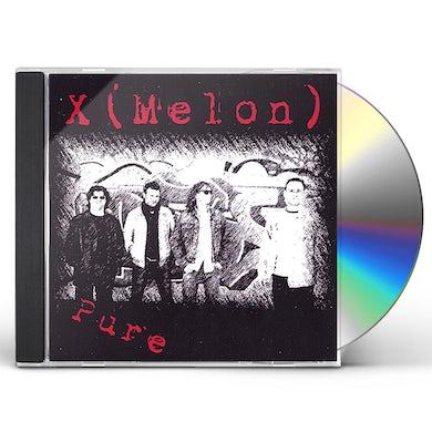 X PURE CD