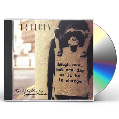 Trifecta HIGH STAKES SAMPLING SYMPHONY ORCHESTRA CD