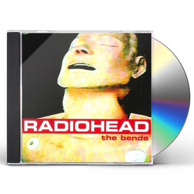 Radiohead BENDS CD