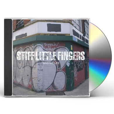 Stiff Little Fingers WASTED LIFE CD