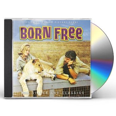 John Barry BORN FREE (SCORE) - O.S.T. CD