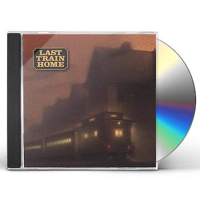Last Train Home CD