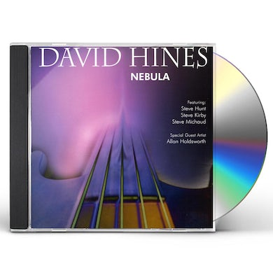 David Hines NEBULA CD