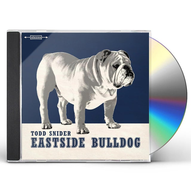 Todd Snider EASTSIDE BULLDOG CD