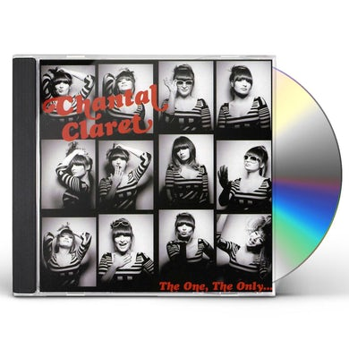 Chantal Claret ONE THE ONLY CD