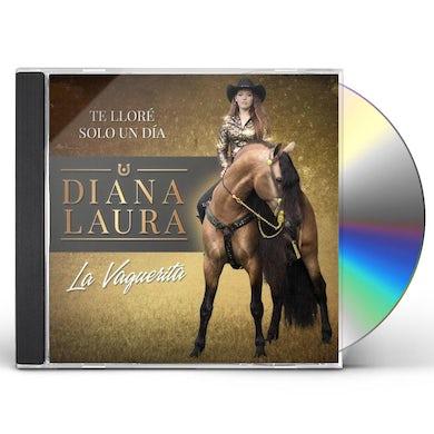 Diana Laura LA VAQUERITA CD
