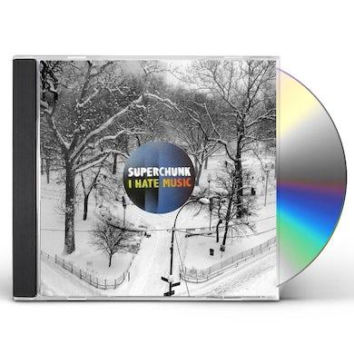 Superchunk I HATE MUSIC CD