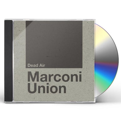 Marconi Union Dead Air CD