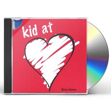 Victor Johnson KID AT HEART CD