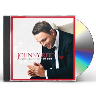 Johnny Reid CHRISTMAS GIFT TO YOU CD