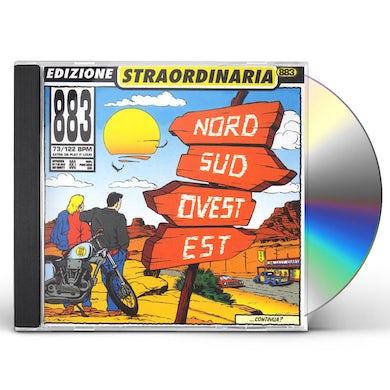 883 NORD SUD OVEST EST CD