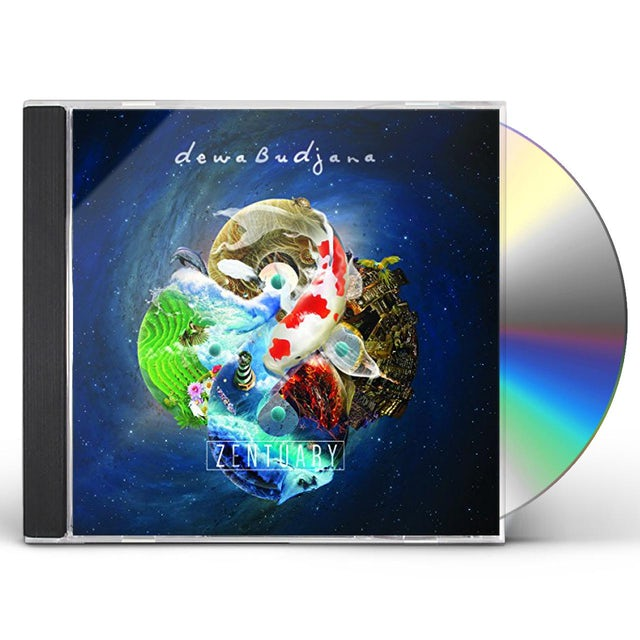 Dewa Budjana ZENTUARY CD