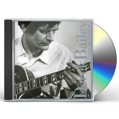 Derek Bailey PIECES FOR GUITAR CD