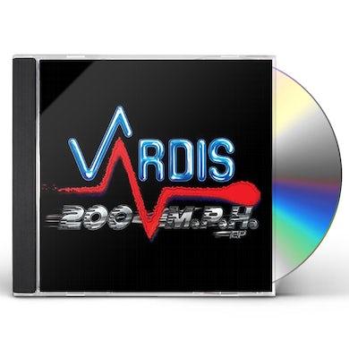VARDIS 200 MPH CD