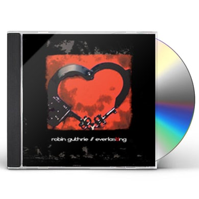 Robin Guthrie EVERLASTING (EP) CD