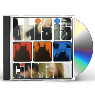 THIS IS CINERAMA CD