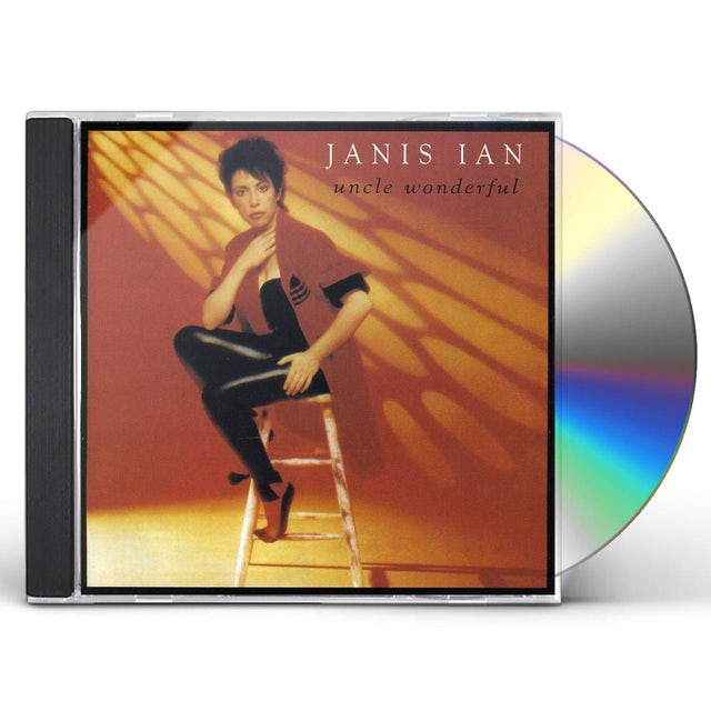 Janis Ian UNCLE WONDERFUL CD