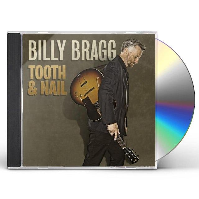 Billy Bragg TOOTH & NAIL CD