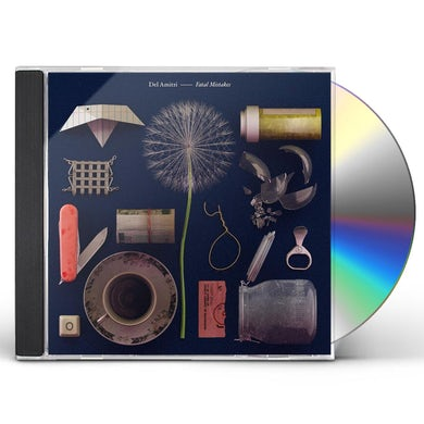 Del Amitri Fatal Mistakes CD