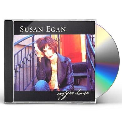 Susan Egan COFFEE HOUSE CD