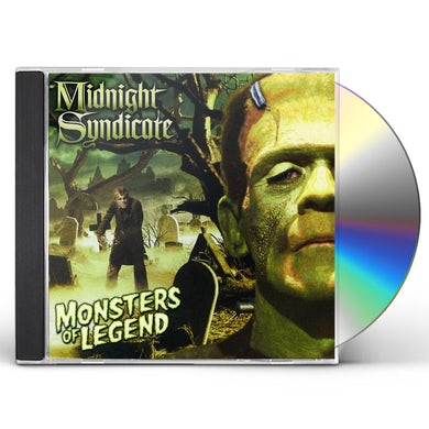 Midnight Syndicate MONSTERS OF LEGEND CD