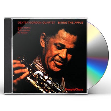 Dexter Gordon BITING THE APPLE CD